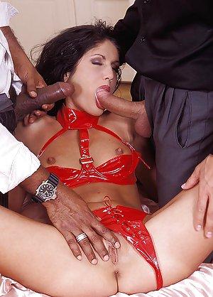 Latex Porn Girls