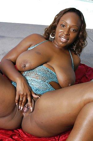 Big tits on black girls